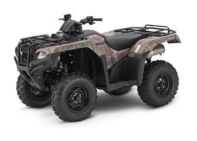 2018 Honda FourTrax Rancher 4x4 DCT IRS EPS Utility ATVs North Mankato, MN