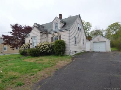 3 Bed 1 Bath Foreclosure Property in Southington, CT 06489 - Douglas St
