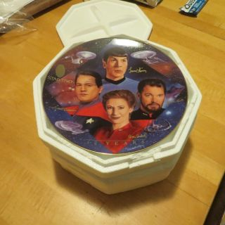 star trek 30 year hamilton limited edition first officers