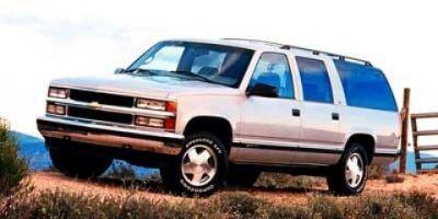 1999 Chevrolet Suburban K1500 (Indigo Blue Metallic)