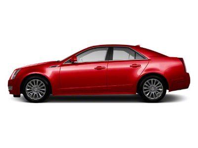 2010 Cadillac CTS 3.6L V6 Premium (Crystal Red Tintcoat)