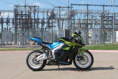 2012 Honda CBR600RR Supersport Allen, TX