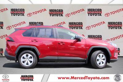 2019 Toyota RAV4 (Ruby Flare Pearl)