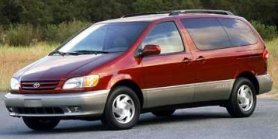 2002 Toyota Sienna LE ()