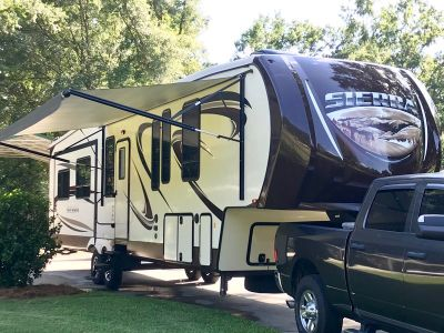 2016 Forest River Sierra 371REBH
