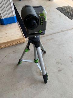 Master Measure Laser Level