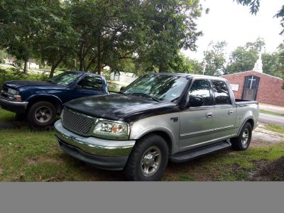 01 f-150 trade only