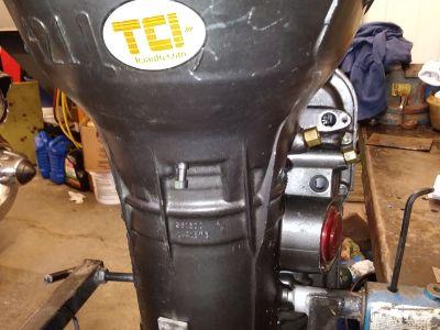 TCI 2004r transmission. 2004r trans. TCI. Hot rod. Buick gs