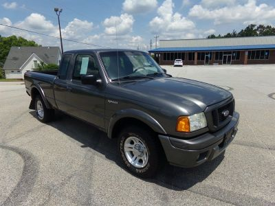 2004 Ford Ranger XLT Appearance (Grey)