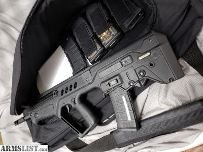 For Sale/Trade: Trade my tavor for your ps90