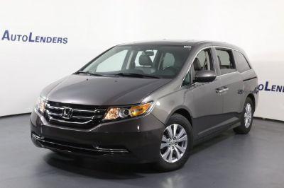 2016 Honda Odyssey EX-L w/DVD (gray)
