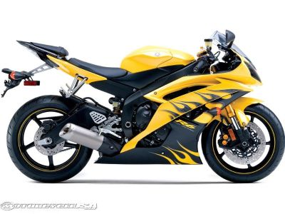 2008 Yamaha YZFR6 SuperSport Motorcycles Sanford, NC