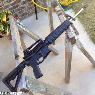 "For Sale: AR 15 16"" SS Barrel"