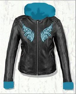Like New Ladies Milwaukee Leather Jacket
