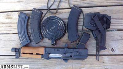 For Sale: AK Draco Pistol