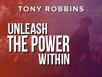 Unleash the Power Within Anthony Robbins in San Jose March 15-18, 2018