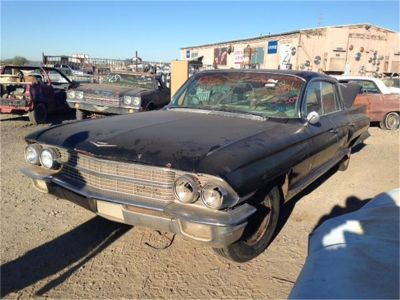 1962 Cadillac Fleetwood