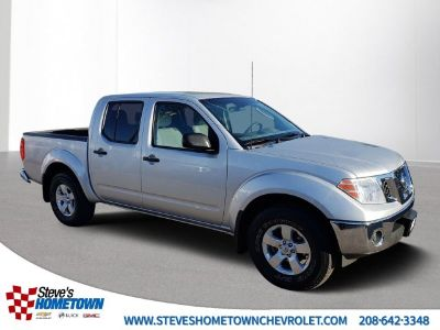 2009 Nissan Frontier SE (radiant silver)