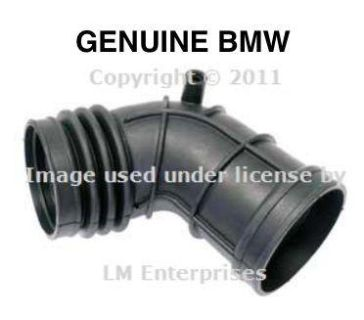 Buy BMW GENUINE Intake Boot Air Mass Sensor to Air Boot E46 Z3 323i 325i 328i NEW motorcycle in Carson, California, US, for US $32.05