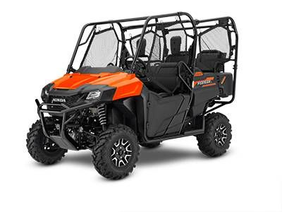 2018 Honda PIONEER 700-4 BASE Side x Side Utility Vehicles Everett, PA