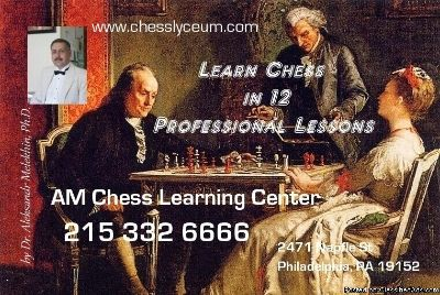 Learn Chess in 12 Professional Lessons