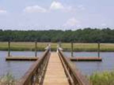 SC Deep water waterfront property ICW