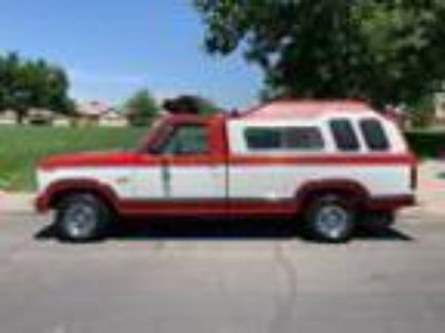1984 Ford F-150 F150 NO RESERVE 1984 FORD F-150 CAMPER SPEAICAL 46K ORG MILES 1