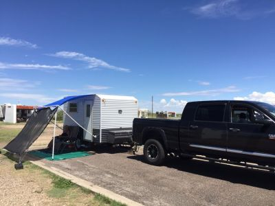 Travel Trailer 10 x4 REDUCED