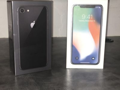 Buy one X iPhone get iPhone 8 on us ! SPRINT