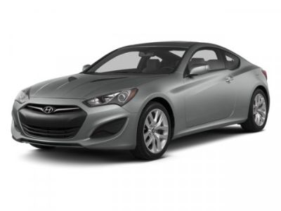 2014 Hyundai Genesis 2.0T Premium (Caspian Black)