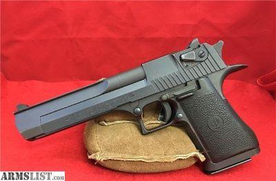 For Sale: Magnum Research Desert Eagle 357 Mag