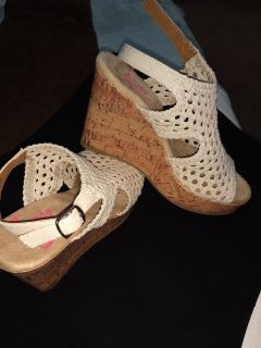 Jellypop wedge heels