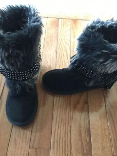 Boots justice size 7