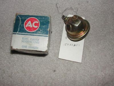 Purchase 1963 Pontiac Grand Prix rally gauge oil sender 80 psi motorcycle in Sugar Grove, Illinois, US, for US $259.99