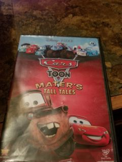 Cars, toon mater's tall tales