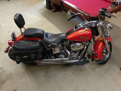 2008 Harley-Davidson HERITAGE SOFTAIL SPECIAL