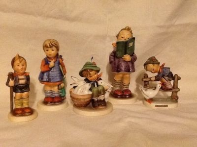 German Hummel Figurines