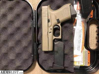 For Sale: Full fde Glock 43