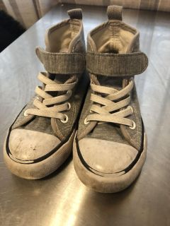 H&M toddler size 7.5 high tops