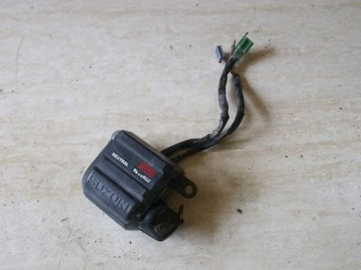 Find Suzuki LT250;1994- Key switch and instrument cluster motorcycle in Bradford, Pennsylvania, US, for US $29.99