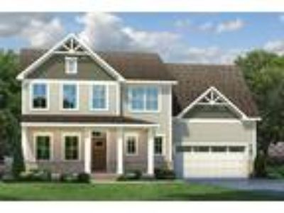 The Powell Estate Homesites by Ryan Homes: Plan to be Built