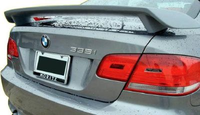 Sell 07-12 BMW 3-Series 2dr Custom Spoiler Wing Primer NEW motorcycle in Grand Prairie, Texas, US, for US $71.50