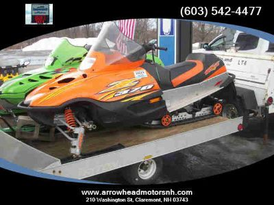 Used 2007 ARCTIC CAT 370 for sale