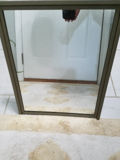 floor mirror for shoes