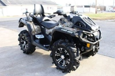 2013 CAN-AM OUTLANDER 1000 XMR