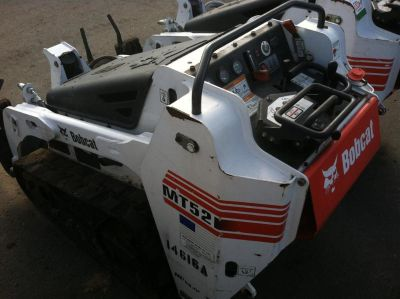 2007 Bobcat MT52