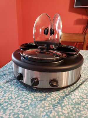 Farberware food warmer