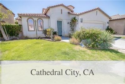 Beautiful Cathedral City House for rent