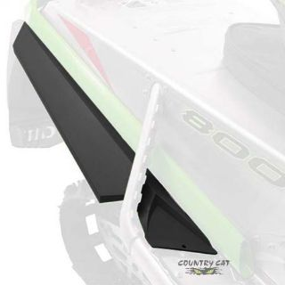 Purchase Arctic Cat 2012-2016 ZR F XF M Rear Tunnel Powder Flares Guards Black - 5639-809 motorcycle in Sauk Centre, Minnesota, United States, for US $81.99