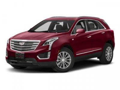 2018 Cadillac XT5 Luxury FWD (Radiant Silver Metallic)